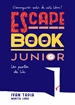 Front pageEscape book junior