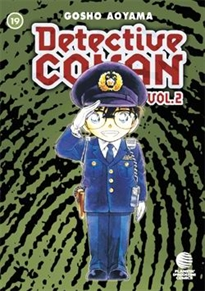 Books Frontpage Detective Conan II nº 19