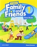 Front pageFamily and Friends 2nd Edition 1. Class Book Pack. Revised Edition