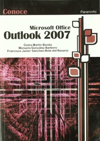 Books Frontpage Conoce Outlook 2007