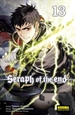 Portada del libro Seraph of the End 13