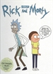 Front pageEl arte de Rick y Morty