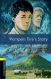 Portada del libro Oxford Bookworms 1. Pompeii: my Story MP3 Pack
