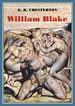 Portada del libro William Blake