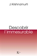 Front pageDescobrir l'immesurable