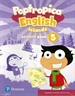 Portada del libro Poptropica English Islands Level 5 My Language Kit + Activity Book pack