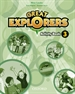 Portada del libro Great Explorers 3. Activity Book