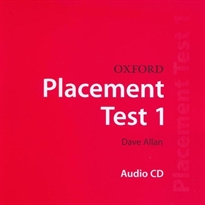 Books Frontpage Oxford Placement Tests 1 Class CD