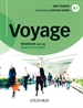 Portada del libro Voyage A1 Workbook with Key and DVD Pack