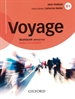Portada del libro Voyage B1 Workbook without Key and DVD Pack