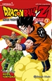 Portada del libro Dragon Ball Z Anime Series Saiyanos nº 03/05