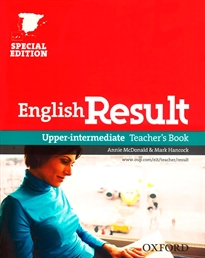 Books Frontpage English Result Upper-Intermediate. Teacher's Book Pack Ed 10