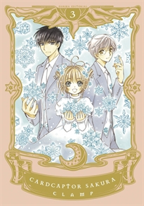 Books Frontpage Card Captor Sakura 3