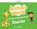 Portada del libro Archie's World Starter.  Phonics Activity Book