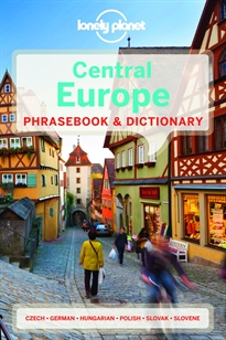 Books Frontpage Central Europe Phrasebook 4