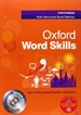Front pageOxford Word Skills Intermediate Student's Book and CD-ROM Pack