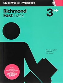 Books Frontpage Fast Track 3 Student's + Workbook