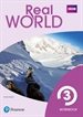 Portada del libro Real World 3 Workbook