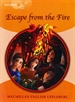 Portada del libro Explorers 4 Escape from the Fire