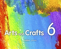 Portada del libro Arts And Crafts 6