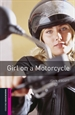 Front pageOxford Bookworms Starter. Girl on a Motorcycle MP3 Pack