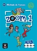 Portada del libro Zoom 1. Pack de 3 CD audio