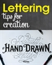 Front pageLettering. Tips for Creation