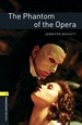 Portada del libro Oxford Bookworms 1. The Phantom of the Opera MP3 Pack