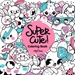 Front pageSUPER CUTE! Coloring Book