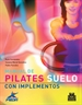Portada del libro MANUAL DE PILATES. Suelo con implementos (Color)