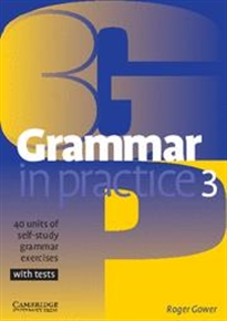Books Frontpage Grammar in Practice 3