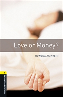 Portada del libro Oxford Bookworms 1. Love or Money MP3 Pack