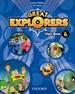 Portada del libro Great Explorers 6. Class Book Pack Revised Edition