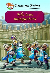 Books Frontpage Els tres mosqueters