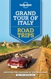 Portada del libro Grand Tour of Italy Road Trips
