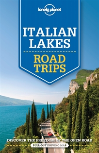 Books Frontpage Italian Lakes  Road Trips