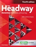 Portada del libro New Headway 4th Edition Elementary. Workbook and iChecker without Key