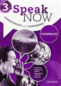 Books Frontpage Speak Now 3. Workbook