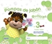 Front pagePompas de jabón. Bubbles age 3. Pre-primary Education. Third Term