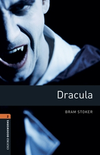 Portada del libro Oxford Bookworms 2. Dracula MP3 Pack