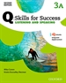 Portada del libro Q Skills for Success (2nd Edition). Listening & Speaking 3. Split Student's Book Pack Part A