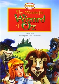 Books Frontpage The Wonderful Wizard Of Oz