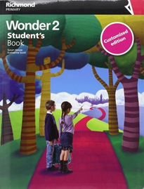 Books Frontpage Wonder 2 Student´S Customized Pack
