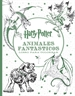 Front pageHarry Potter-Animales Fantásticos Libro Para Colorear
