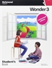Portada del libro Wonder 3 Students Customized