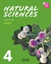 Front pageNew Think Do Learn Natural Sciences 4. Class Book. Living things (National Edition)