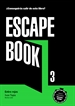 Portada del libro Escape book 3