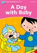 Portada del libro Dolphin Readers Starter. A Day with Baby. International Edition