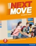 Portada del libro Next Move Spain 2 Students' Book/Students Learning Area/Blink Pack