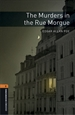 Portada del libro Oxford Bookworms 2. The Murders in the Rue Morgue MP3 Pack